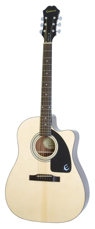 Epiphone AJ-100CE – Guitare folk électro-acoustique