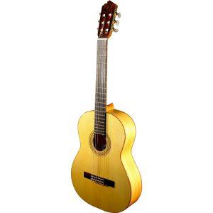 Guitare flamenca en cyprès