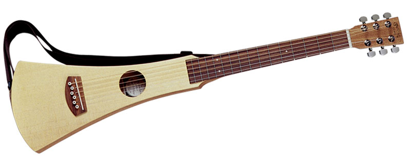 Guitare voyage
