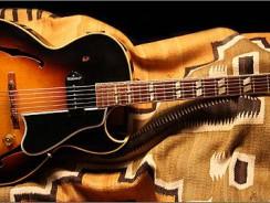 Comment choisir une guitare jazz