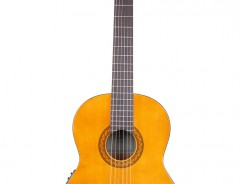 Test Yamaha CX 40 II – Guitare électro-acoustique classique