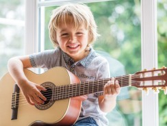 Les guitares pour enfants – Guide d'achat