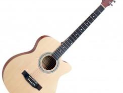 Pourquoi choisir une guitare folk pour débutant ?
