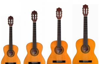 Quelle guitare classique acheter pour un enfant ?